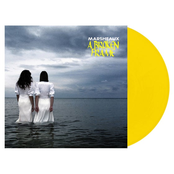 Image of LPUN52 MARSHEAUX:A Broken Frame LP (yellow)