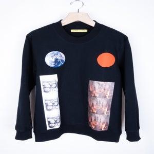 Image of Raf Simons x Sterling Ruby - Earth/Stalactite Sweatshirt