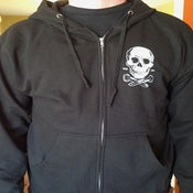 "Image of NEW! ""Rivanna Junction"" ZIP UP Hood."