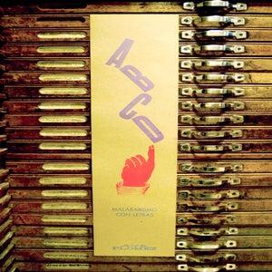 Image of Malabarismo con letras
