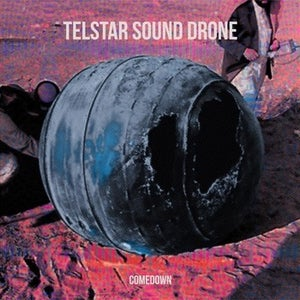 Image of Telstar Sound Drone – Comedown Vinyl LP limited edition