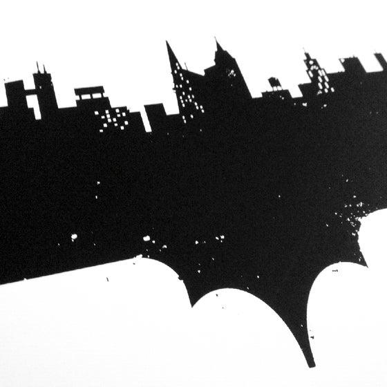Image of Gotham's Hero