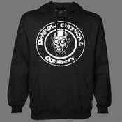 "Image of Darrow Chemical Company ""Circle Logo"" Hoodie"
