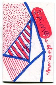 Image of MAQUETTE du livre J'AIME