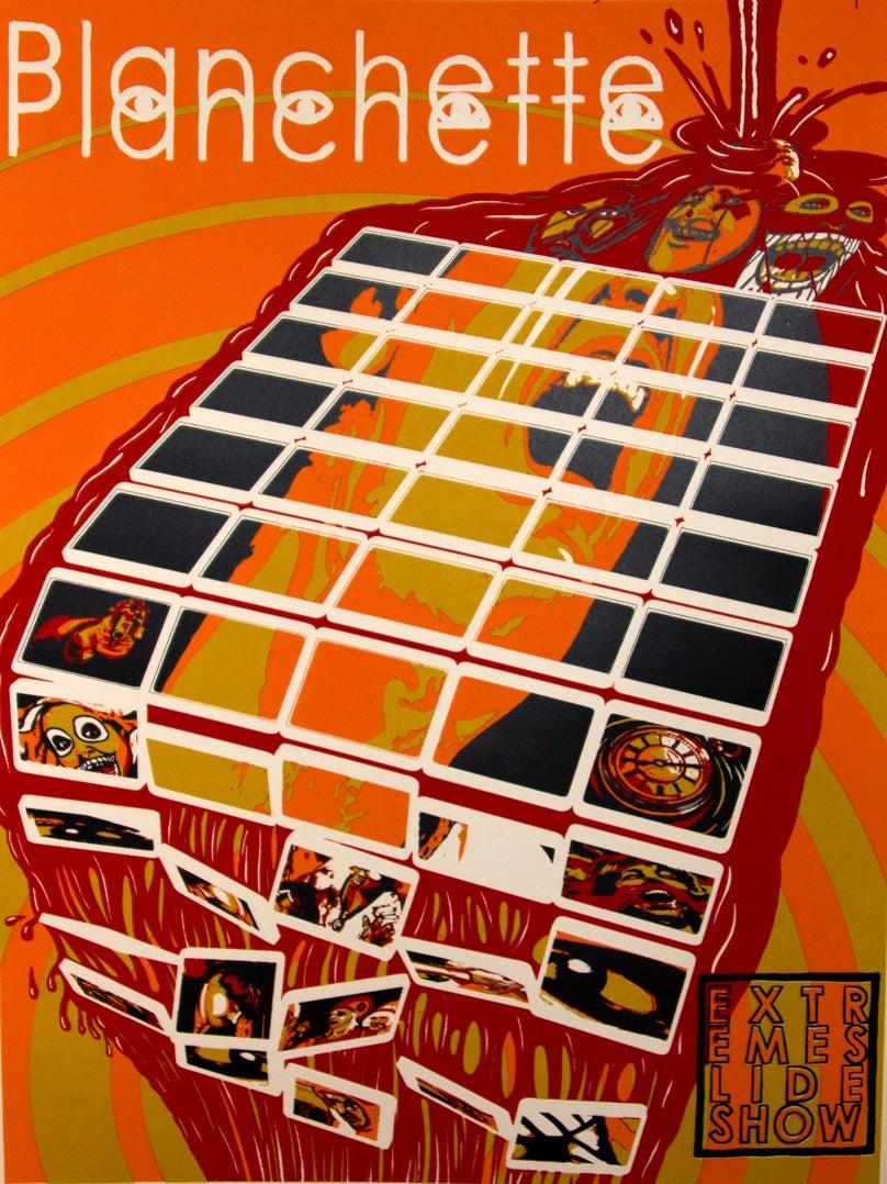 Artist Series Planchette Poster