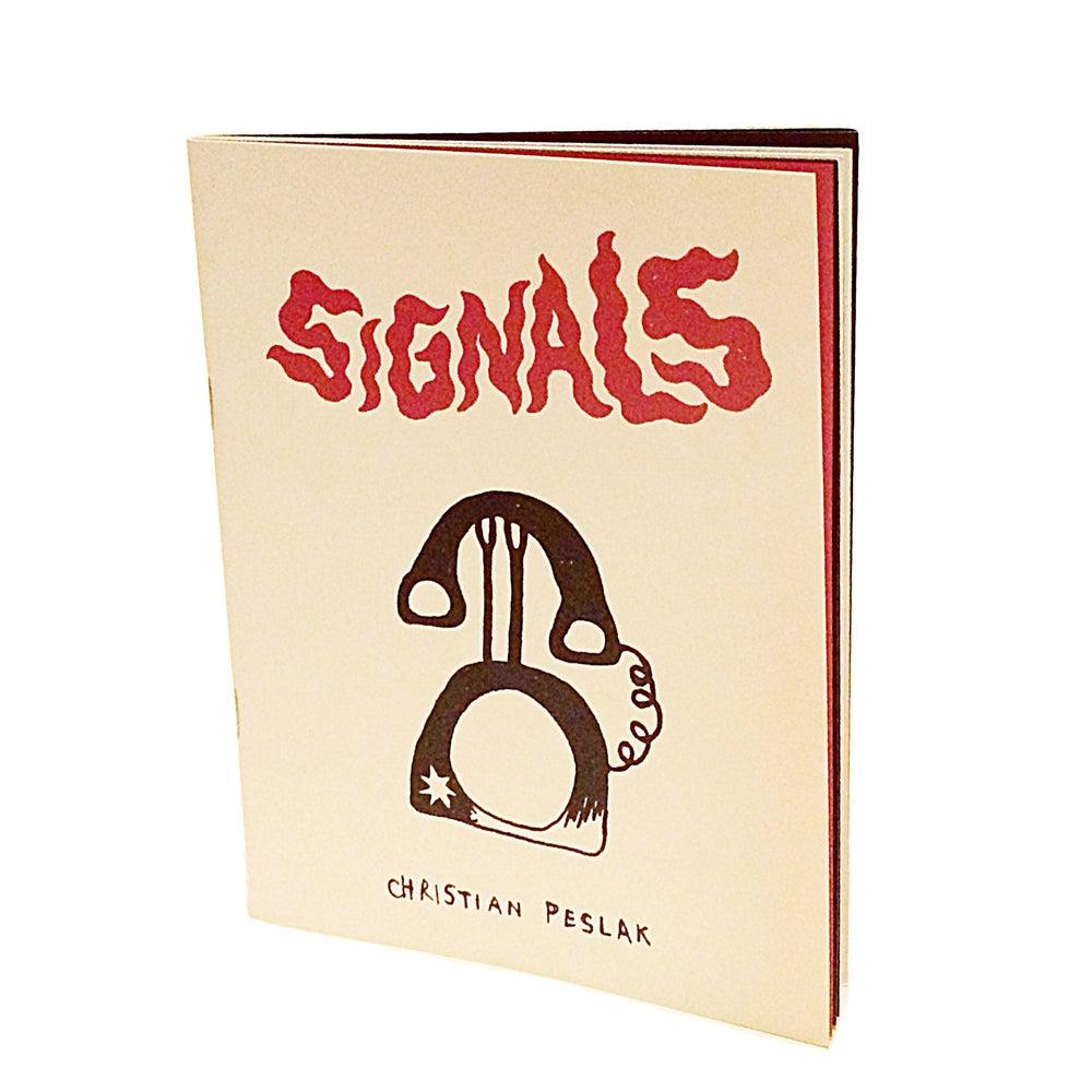 "Image of ""SIGNALS"" ZINE"