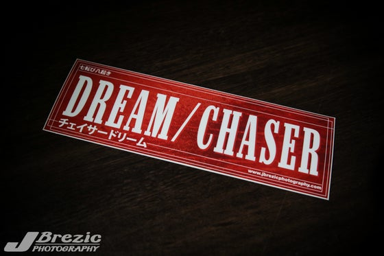 Image of DREAM / CHASER - SLAP STICKER
