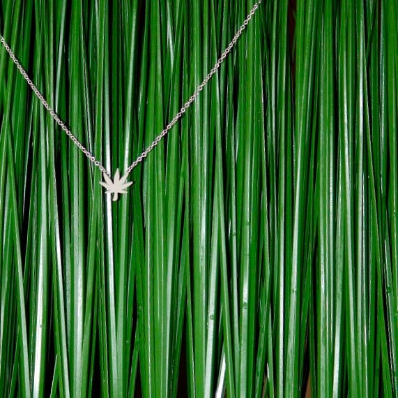 Image of Sweet Sativa Necklace