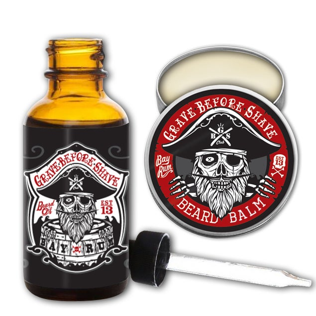 Image of GBS Balm and Oil Beard Pack