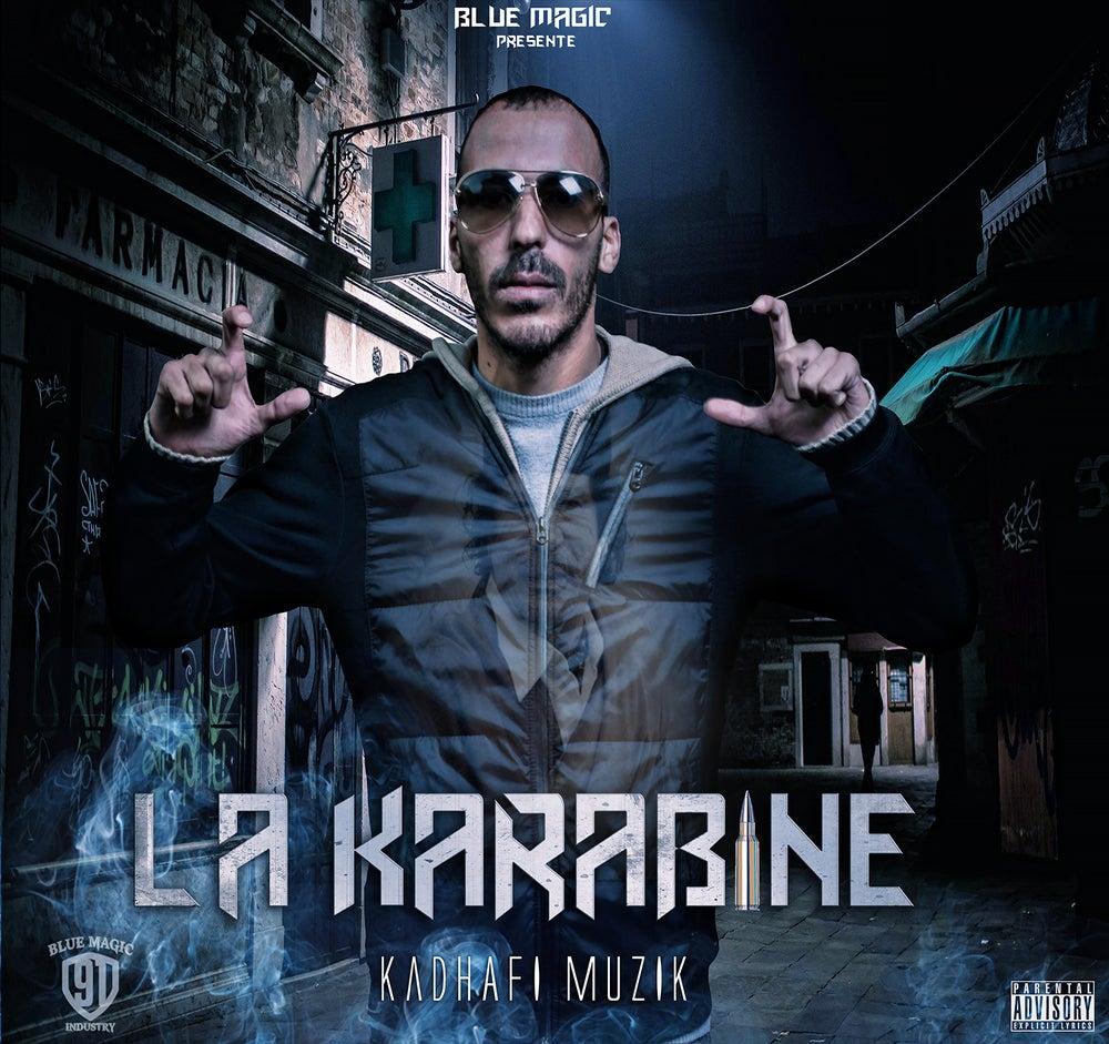"Image of LA KARABINE CD ""KADHAFI MUSIK"""