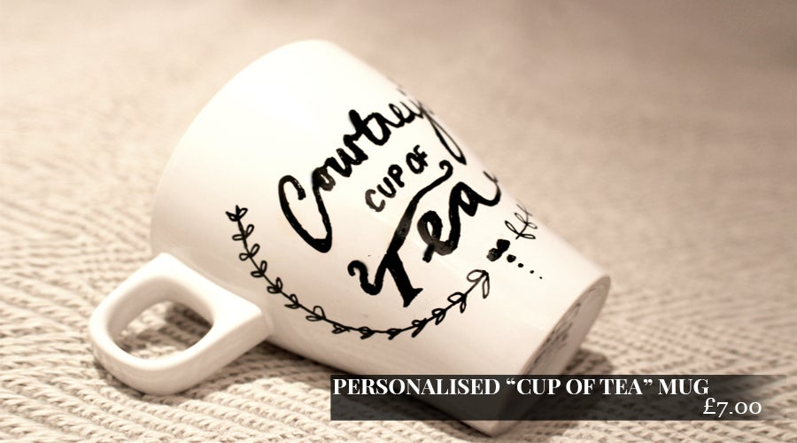 Image of Cup of Tea Mug