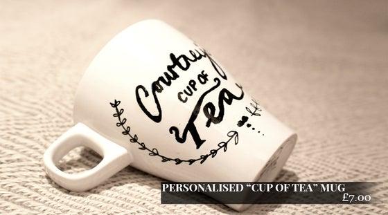 Image of Cup of Tea Mug