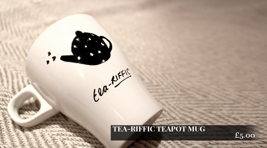 Image of Tea-Riffic Mug