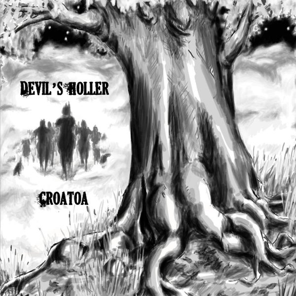 "Image of Devil's Holler CD ""Croatoa"""