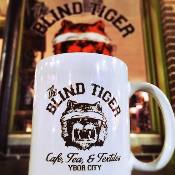 Image of Blind Tiger Mug