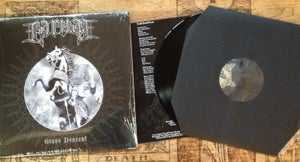 Image of LARVAE 'Grave Descent' lp