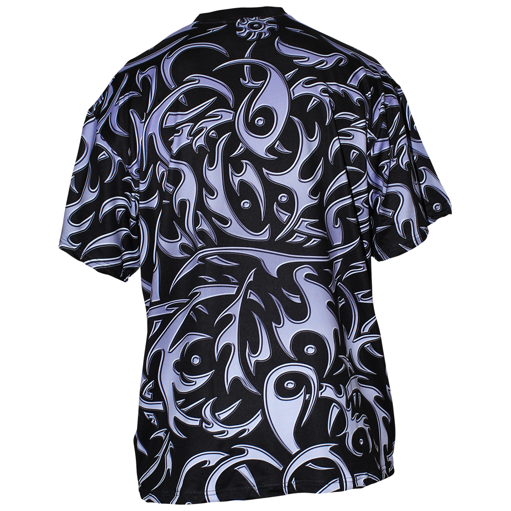 Image of TRIBAL BLACK SHIRT 25% OFF