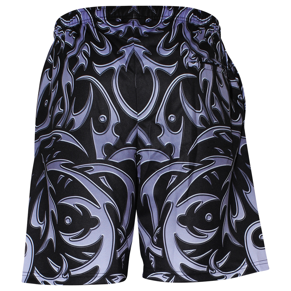 Image of TRIBAL BLACK SHORT 25% OFF