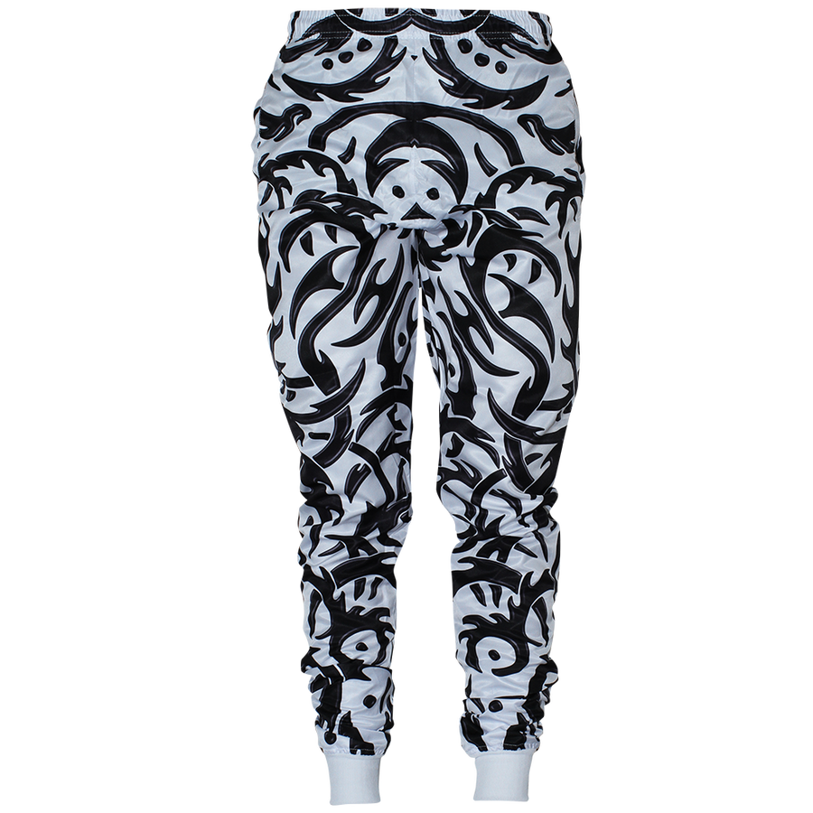 Image of TRIBAL WHITE PANTS 25% OFF