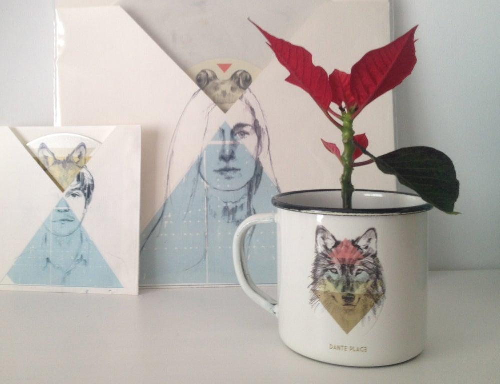Image of New Wolf mug