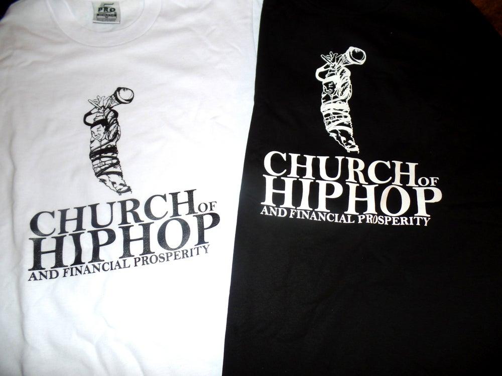 Image of Church of Hip Hop Tee's