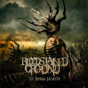 "Image of CD ""The Human Parasite"""