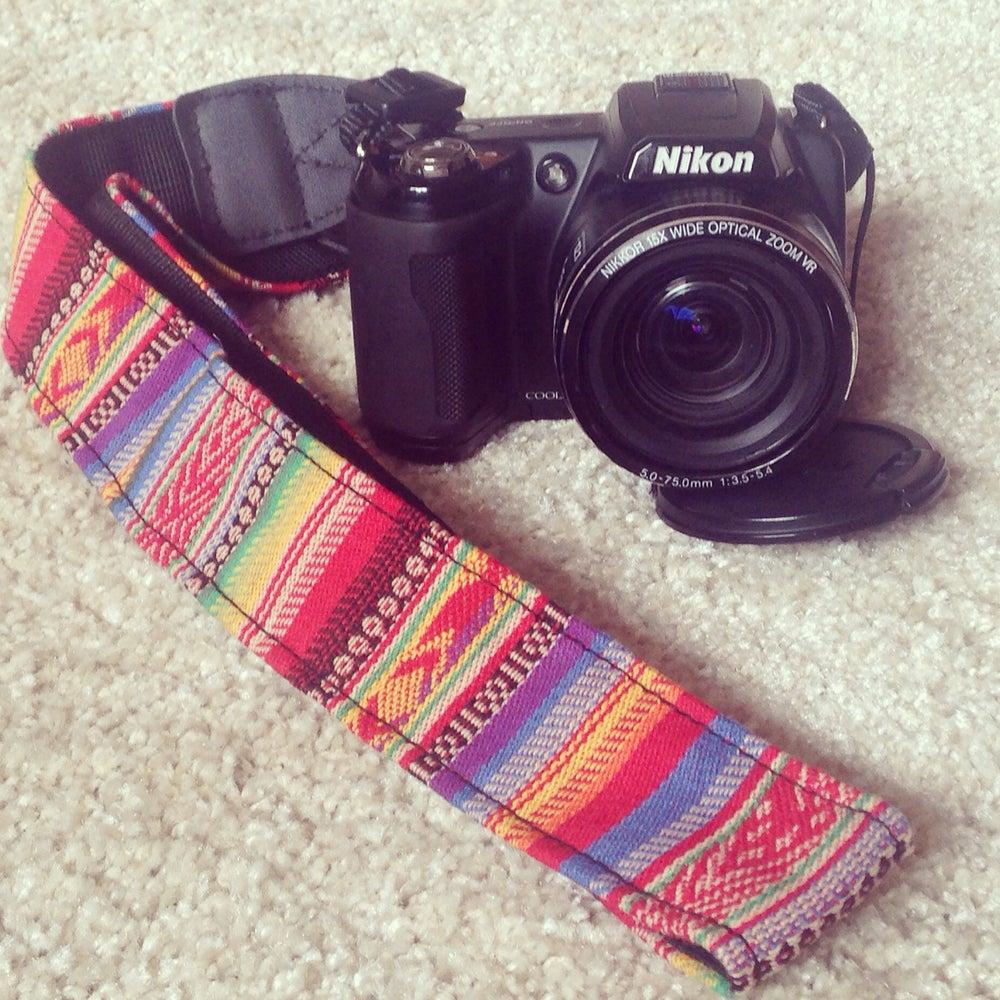 Image of Cintas cámara fotos