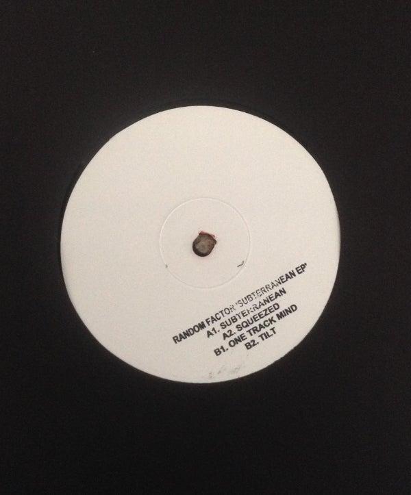 Image of Random Factor 'Subterranean EP' Seasons Recordings