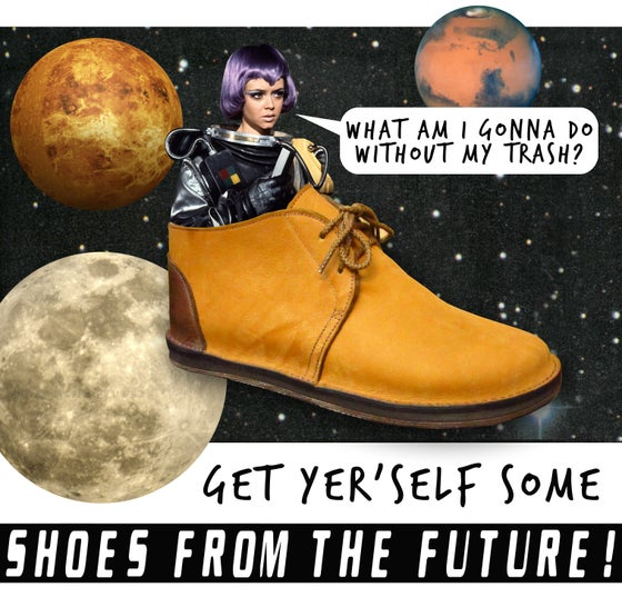Image of Shoes From the Future!!