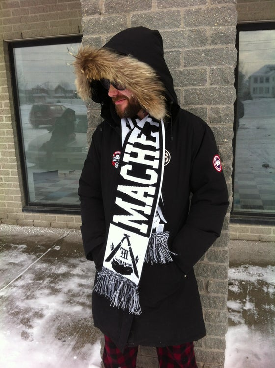 Image of Branded Scarf