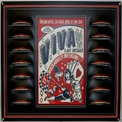 Image of VLV 17 Tin Wall Plaque