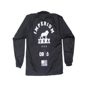 Image of Foundation Coach Jacket (Black)