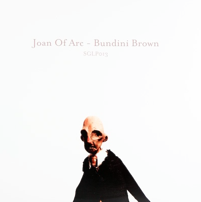 Image of Joan Of Arc/Bundini Brown Split 12""