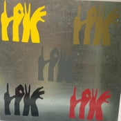 Image of Sign language Love Stickers