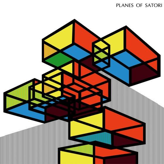 Image of PLANES OF SATORI - s/t LP