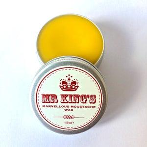 Image of Mr King's Marvellous Moustache Wax