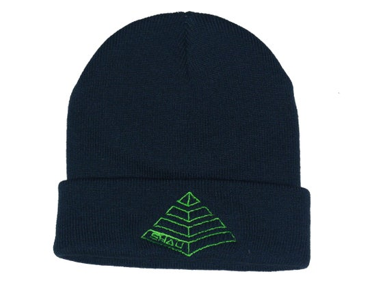 Image of Charcoal Pyramid Beanie