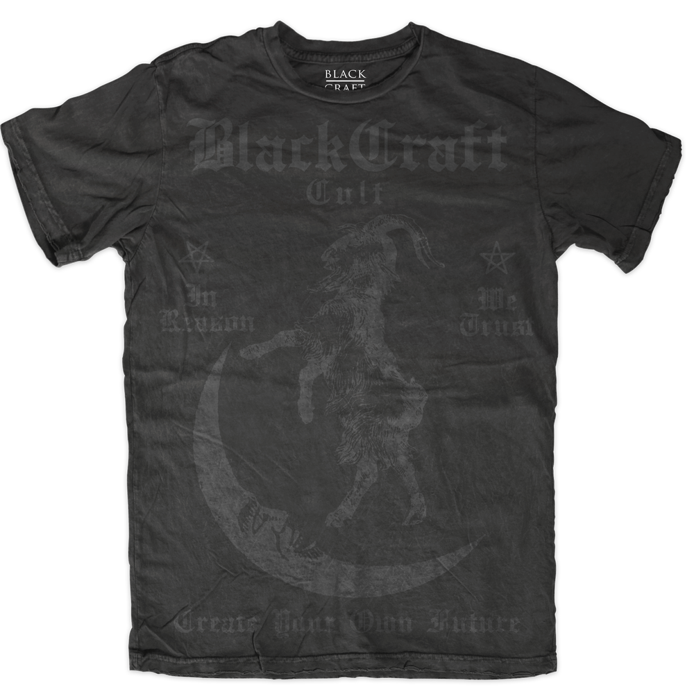 Image of In Reason We Trust - Black On Black