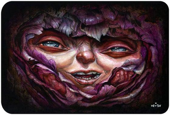 """Image of """"Delirium"""" original painting"""