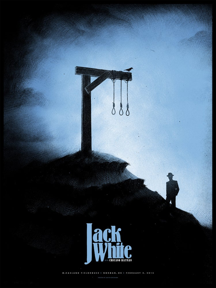 Image of JACK WHITE - NORMAN, OKLAHOMA
