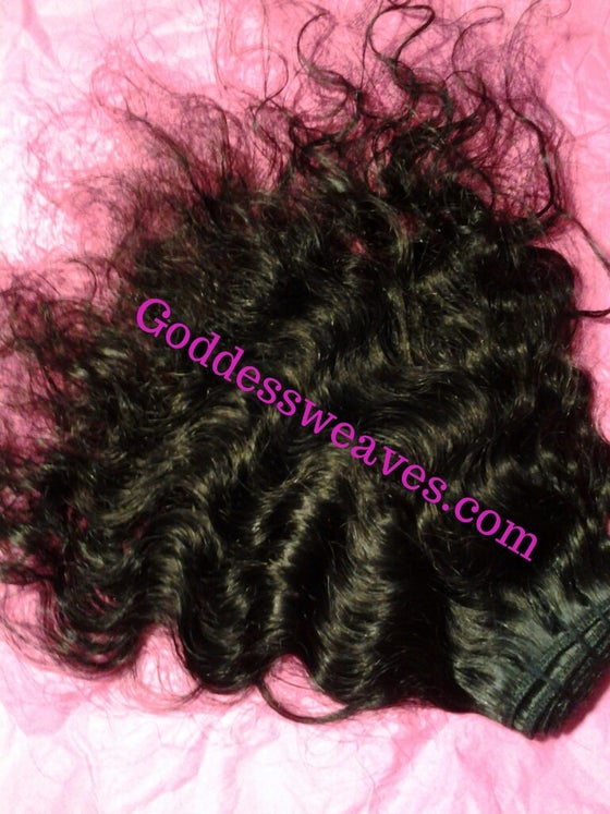 Image of 2-3pcs  Best Beach Hair  Egyptian Virgin Hair Loose curly weaves  super sexy soft 10 to 26""