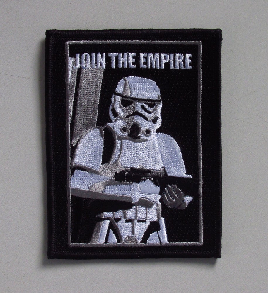 Image of Join the Empire - Stormtrooper Patch