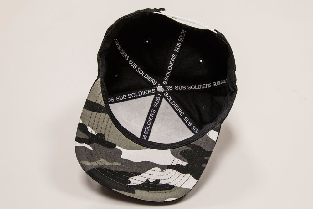 Image of Sub Soldiers 'OG' Snapback (Limited Edition)