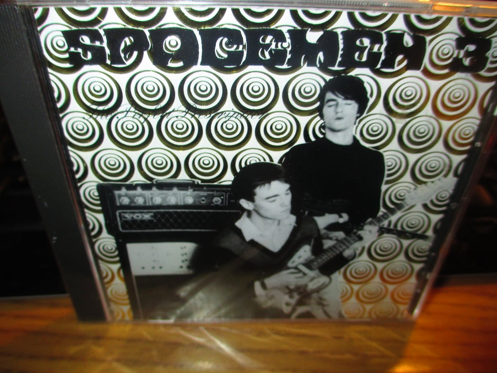 Image of SPACEMEN 3 The Perfect Prescription RARE Gold Embossed Cover CD Sealed