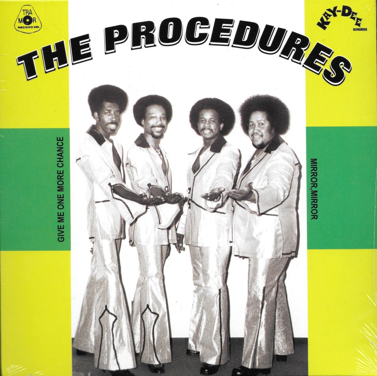 Kd 036 037 the procedures kay dee records for Kenny motors morris il