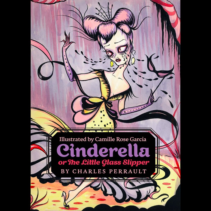 Image of Cinderella Book (signed copy)