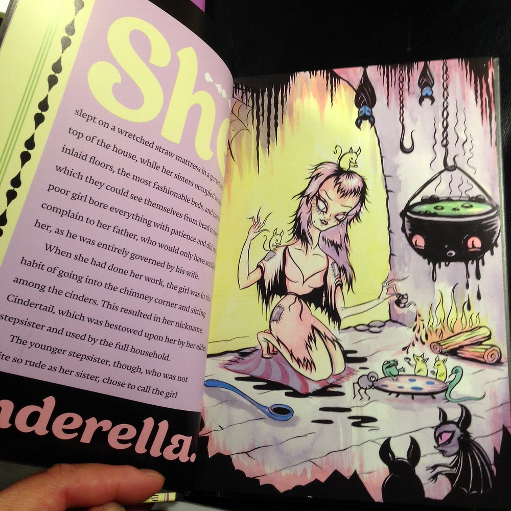 Image of Cinderella Book (signed copy)