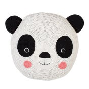 Image of Panda Snuggle Cushion