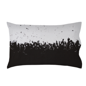 Image of CONCERT PHOTO PILLOW CASE