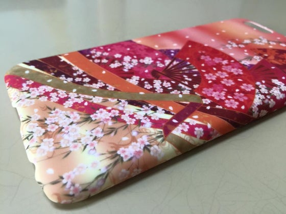 Image of Japanese Style iPhone 6 Plus Hard Cover (C)
